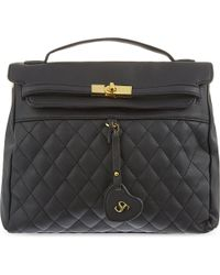 SuperTrash - Beverley Quilted Leather Bag - Lyst