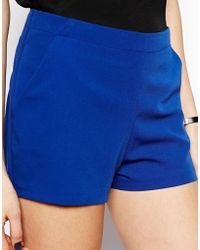 Asos Tailored Shorts - Lyst