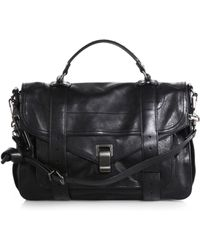 Proenza Schouler Ps Courier Shoulder Bag - Lyst