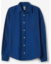 Grei. Chambray Button Up Shirt - Lyst