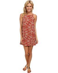 Vans Marie Dress brown - Lyst