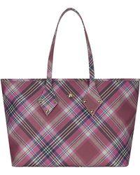 Vivienne Westwood Mac Brick Derby Shopper - Lyst