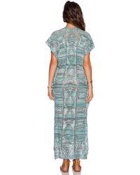 Goddis - Alisha Maxi Dress - Lyst