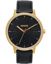 Nixon | Kensington Stainless Steel Watch | Lyst