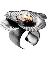 Halaby Bracelet - Metallic