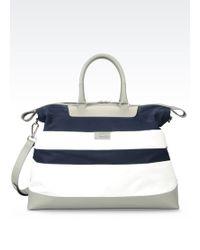 Armani - Weekender Bag - Lyst