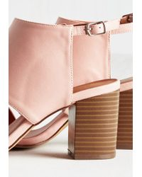 Shoe Magnate Inc | Chic Wants To Move Heel | Lyst