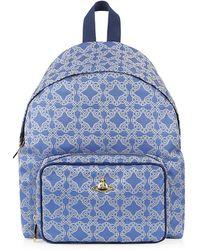 Vivienne Westwood - Orbogram Backpack - Lyst