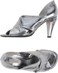 Marc Jacobs Sandals - Metallic