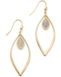 Tai - Labradorite Accent Earrings - Lyst