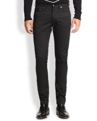 Kent And Curwen Slim-Fit Jeans - Lyst