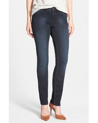 Christopher Blue - 'sophia' Stretch Skinny Jeans - Lyst