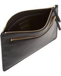 Barneys New York Zip Ipad Case - Lyst