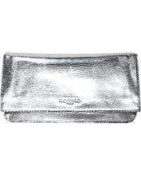 Rochas Fold Over Clutch - Lyst