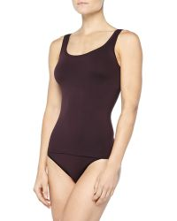 Hanro Touch Feeling Stretchjersey Tank Top - Lyst