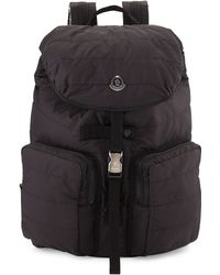Moncler Large Nylon Backpack - Lyst