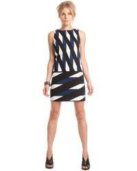 Trina Turk Multicolor Lasky Dress - Lyst