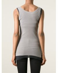 Private 0204 - Knitted Tank Top - Lyst