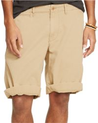 Denim & Supply Ralph Lauren Chino Surplus Shorts - Lyst