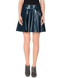 Felder Felder - Mini Skirt - Lyst