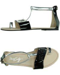 Miss Sixty - Thong Sandal - Lyst