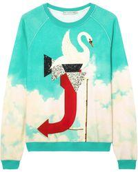 Mary Katrantzou J For Jazzy Sweatshirt - Lyst