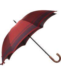 Barneys New York Stripe Stick Umbrella