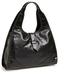 SJP by Sarah Jessica Parker - 'new Yorker' Leather Hobo - Lyst