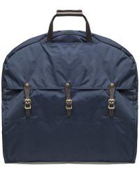 Filson Navy Suit Bag blue - Lyst