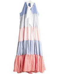 Lisa Marie Fernandez Baby Doll Dress multicolor - Lyst