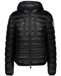 3 MONCLER GRENOBLE Kavik Down Jacket - Black