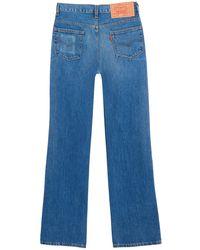 Valentino X Levi's - 517 Jeans - Blue