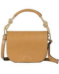 Vanessa Bruno Holly Flap Bag - Multicolour