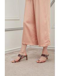 Zimmermann Leather Sandals - Multicolour