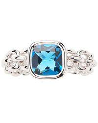 Poiray Indrani Ring - Blue