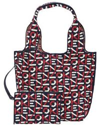 KENZO Small Tote - Red