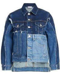 RED Valentino Denim Jacket - Blue