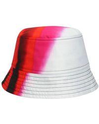 Dries Van Noten Gulia Bucket Hat - Red