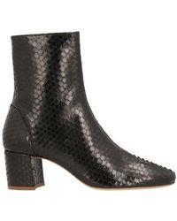 Roseanna Heeled Boots - Black