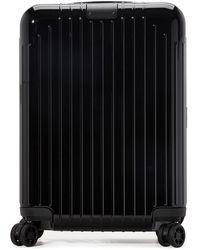 Rimowa Koffer Essential Lite Cabin S - Schwarz