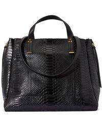 Jérôme Dreyfuss Large Georges Hand Bag - Black