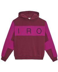 IRO Sweatshirt Coco - Multicolore