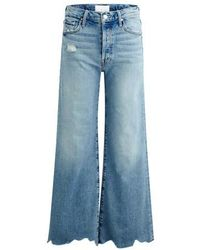 Mother The Tomcat Jeans - Blue