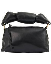 Dries Van Noten Shoulder Bag - Black