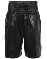 Bottega Veneta Pull On Short - Black
