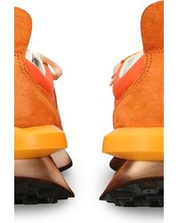 Lanvin Turnschuhe - Orange
