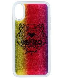 KENZO IPhone-Case X/XS Tigre - Rot