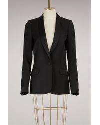 Pallas - Euclyde Chale Collar Jacket - Lyst