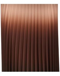 Max Mara Abatina Pleated Skirt - Brown