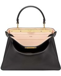 Fendi Peekaboo Iseeu Medium - Black